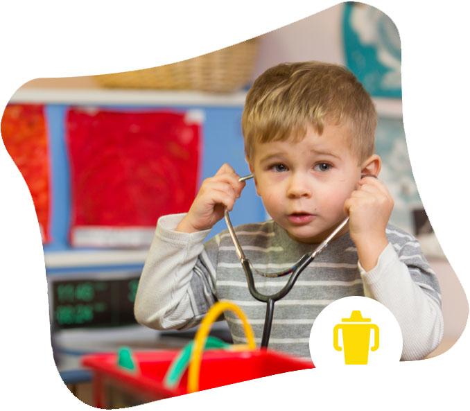 Begin With Us Toddler Program